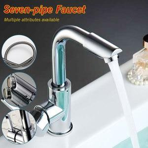 Bathroom Faucets Mixer 360 Deg