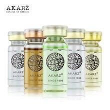 Akarz super define famosa marca placenta + pepino caracol ovas mar profundo egf soro rosto cuidados com a pele do corpo 10ml * 5