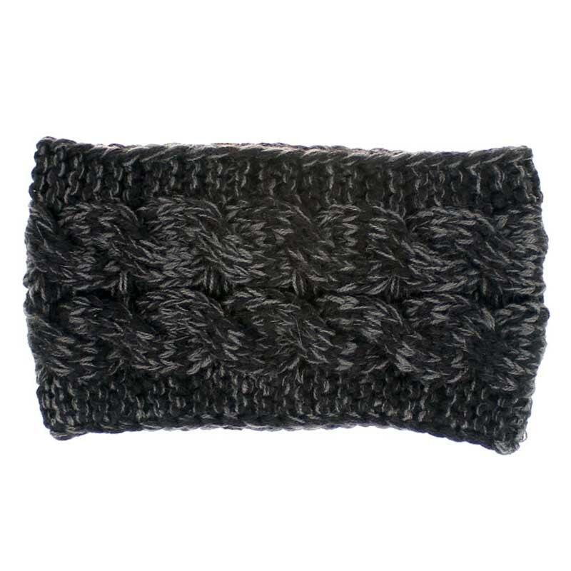 5d724c114 Winter Crochet Knit Woolen Cap Headwrap Women Beanie Hat Ears Warmer Head  Wrap Soft Caps Casual Headwear For Ladies Autumn Hats