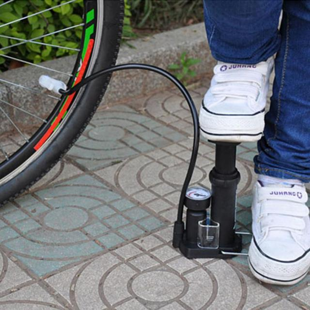 Aliexpress Com Buy 2018 Bicycle Pumps Mini Portable High Pressure