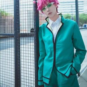 Image 1 - Disfraces de Cosplay de Saiki Kusuo no Psi Nan, la desastrosa VIDA DE Saiki K. Conjunto completo de uniforme de ropa para hombre