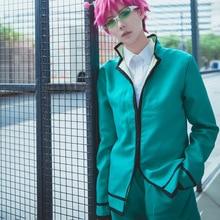 Voor Saiki Kusuo Geen Psi Nan Cosplay Kostuums De Rampzalige Leven Van Saiki K. Mannen Volledige Set Kleding Uniform