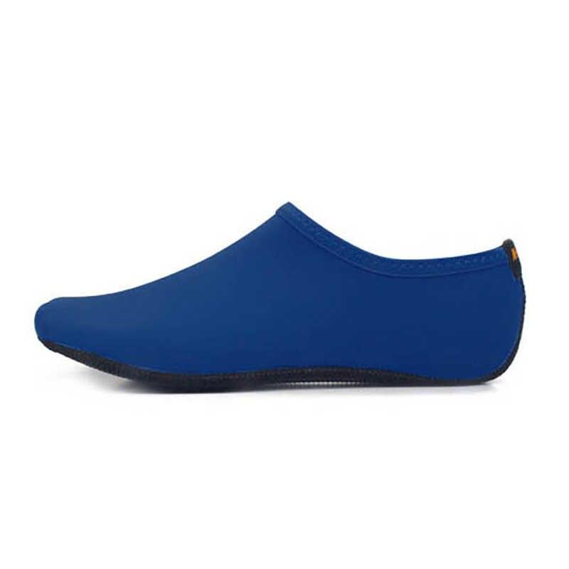 Strand Schuhe Socke Schnell Entwässerung Sommer Wasser Schuhe Für Frauen Männer Riff Angeln Aqua Upstream Meer Bad Schwimmen Barfuß Turnschuhe