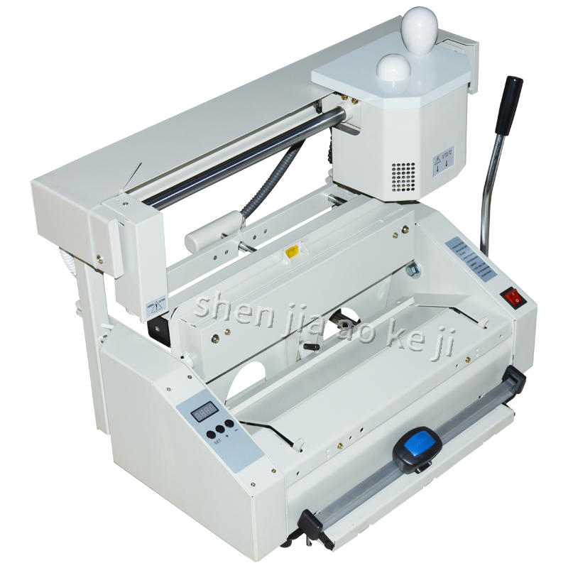 RD JB 4 Desktop Hot melt glue binding machine glue books binding machine glue book binder
