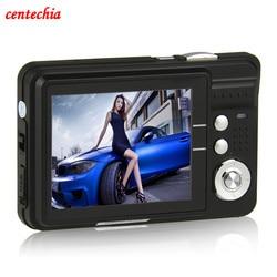 Centechia 2.7inch 8XZoom Anti-shake TFT LCD 18MP Digital Camera HD 720P Photo Video Camcorder DV LED Fill Light Non-touch Camera