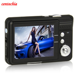 Centechia 2.7inch 8XZoom Anti-shake TFT LCD 18MP Digital Camera HD 720P Photo Video Camcorder DV LED Fill Light Non-touch Camera