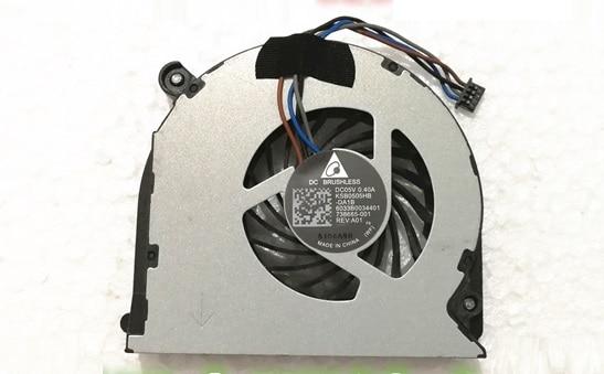 SSEA New Laptop CPU Fan for HP probook 640 G1 645 650G1 655 G1 CPU Cooling Fan  738685-001