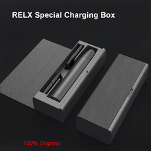 Original Electronic Cigarette Charger Box for RELX USB Battery Charger Pods Case Holder LED Charge Indicator Power Bank For RELX