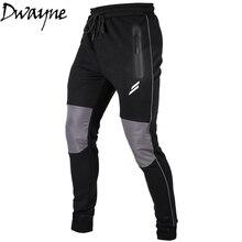 Men Solid Casual Pant Male Women White Side Streetwear Fashion Hip Hop Harem Trousers Elastic Waist Jogger Sweatpants Size M-XXL
