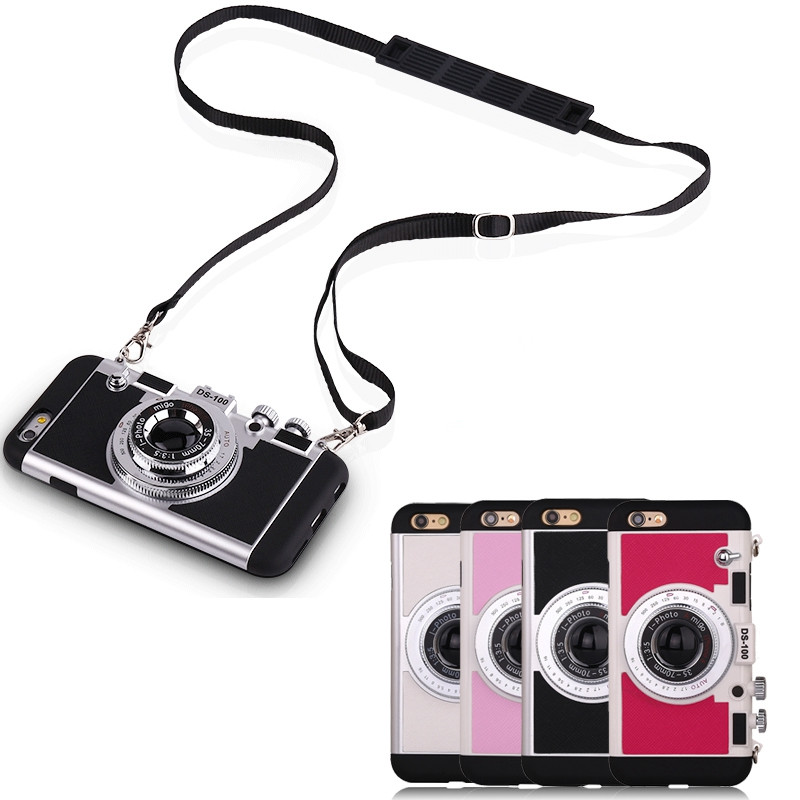 Iphone Case With Strap On Back