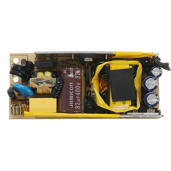 AC-DC 12V 5A 60W Switching Power Bare Board Circuit Board Power Module Monitor LCD Display AC 100-240V To DC 12V ac dc 12v 2a 24w switching power supply module bare circuit 100 240v to 12v board for replace repair
