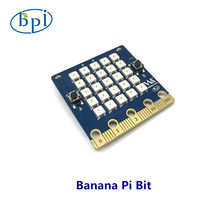 Tablero Banana PI Bit con EPS32 para educación al vapor(China)