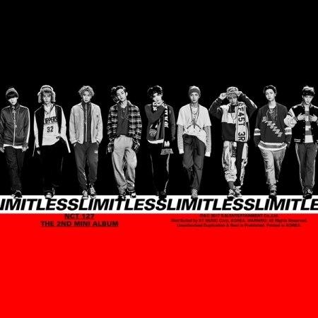NCT 127 - LIMITLESS 2ND MINI ALBUM 2016.01.28 (  B VERSION )