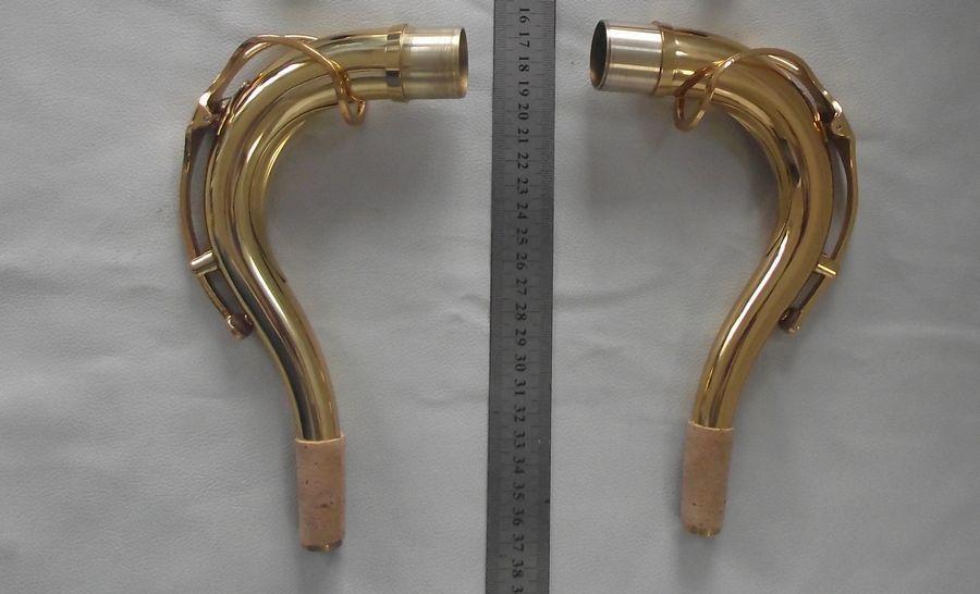 1 adet Tenor saksafon boyun 1pcs27. 5mm1 adet Tenor saksafon boyun 1pcs27. 5mm