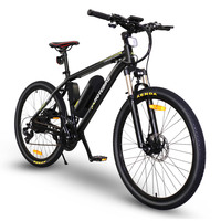 Free shipping Classic Style 36v 350w 26'' mountain e bike electric bicycle for United States