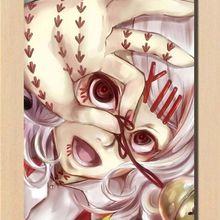 Аниме Косплей Токийский вурдалак Кен плакат настенный свиток Япония