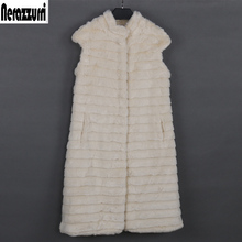 gilet righe collare donne