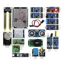 Бесплатная доставка 16 шт./лот Raspberry Pi 3 и Raspberry Pi 2 Модель B Сенсор модуль Вышивка Крестом Пакет 16 видов Сенсор