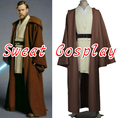 High Quality halloween Carnival costume obi wan kenobi costume adult Star Wars Obi-Wan Kenobi Costume Jedi Tunic Cosplay Costume