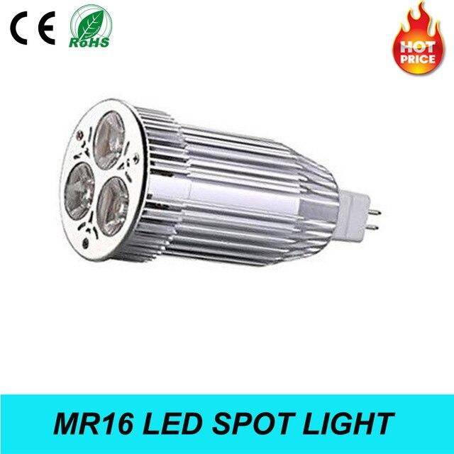 Smd Led Spotlight Lamp Mr16 12v 9w Warm White For Home Depot