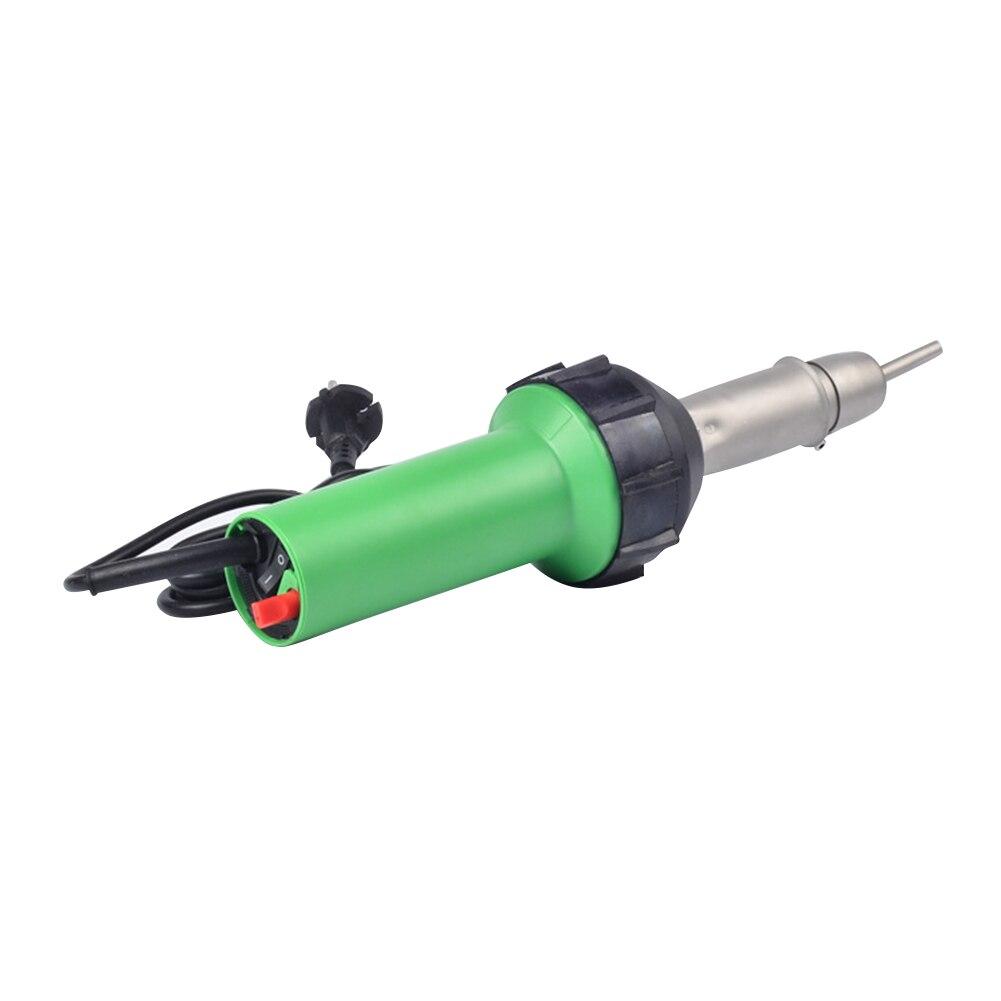1600W Plastic Welder Hot Air Welding Shielding Tool For PVC Soldering JDH99