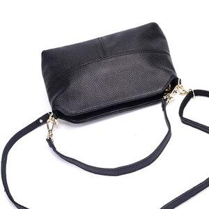 Image 4 - Роскошные сумки клатчи из натуральной кожи, женские сумки, модные сумки через плечо для женщин, сумка мессенджер, сумка тоут, кошелек