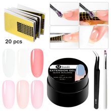 Mtssii 7ml/8ml Poly Quick Finger Extension Building Nail Gel