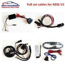 Profesional KESS V2 conjunto completo de cables para cables V2.31 Kess kess v4.036 con alta calidad envío libre