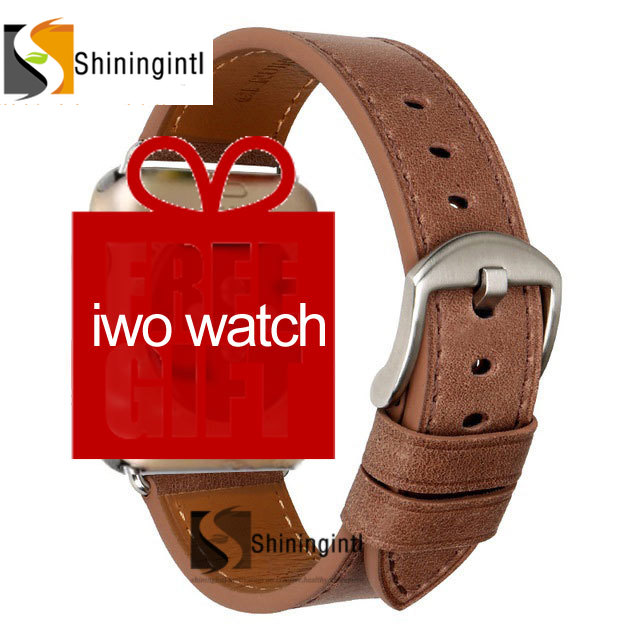 Smochm IWO 9 1 1 MTK2502 Wrist Bluetooth Smart Watch Wireless Charge Smartwatch 44MM Series 4