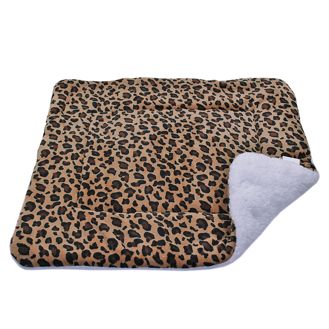 Winter Fleece Bed for Pets
