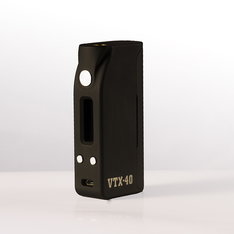 Vapecige Flash verkauf original Evolv DNA40 box mod VTX40 box mod für 1 18650 batterie