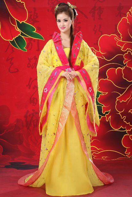 Magnificent Imperial Princess Chinese Costume Women Fairy Costume Clothing Hanfu Trailing Dress Chinese Ancient Clothes18  sc 1 st  Aliexpress & Online Shop Magnificent Imperial Princess Chinese Costume Women ...