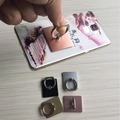 Universal Metal Rotated Finger Ring Stand Case Cover For Micromax Canvas 5 E481 Doodle 4 Q391 Bolt D305 D340 Play 4G Q469