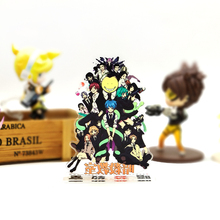 Assassination Classroom Ansatsu Kyoushitsu Koro sensei acrylic stand figure model double-side plate holder cake topper anime assassination classroom ansatsu kyoushitsu koro sensei acrylic stand figure model double side plate holder cake topper anime
