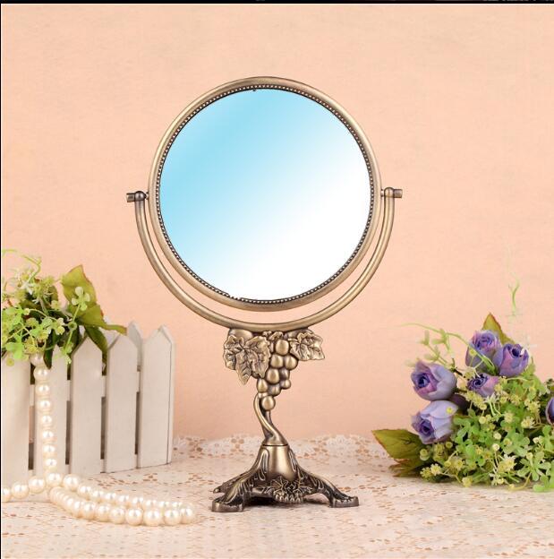 rama de uva creativa decoracin espejo de tocador espejo de maquillaje vanidad espejo decorativo para la