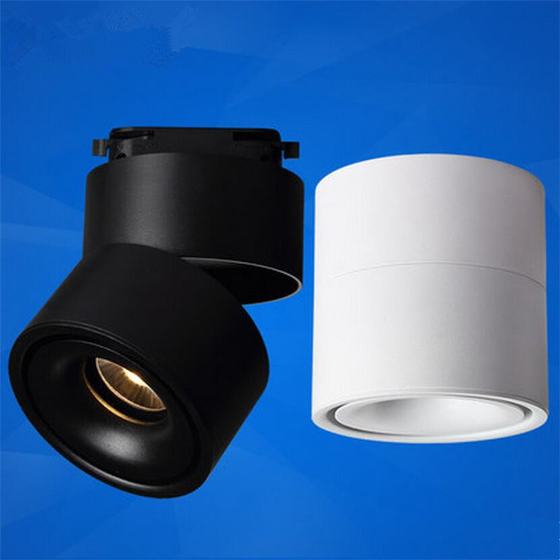 20w Led Surface Mounted: High Power Adjustable Surface Mounted LED Downlight