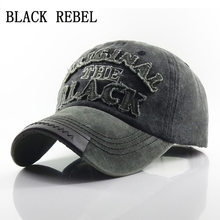 Negro Rebel hombres gorra de béisbol mujeres Snapback sombreros para los  hombres Bone Casquette Hip hop 678a2527b19