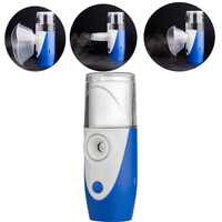 Handheld Health Care portable Inhaler Nebulize Children Care Ultrasonic Mini Asthma Atomizer Inhaler Nebulizer