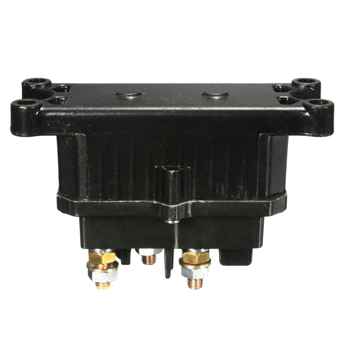 Nueva Universal 12 V Solenoide Relay Contactor Winch Interruptor Volt 1x2 20a 24 10a Del Coche Barco Marina Rv Laser Rocker