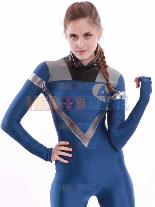 Achetez en gros invisible femme costume en ligne des - Femme invisible 4 fantastiques ...