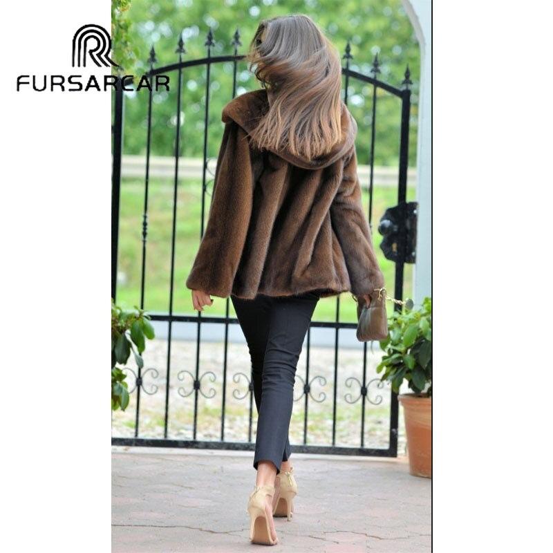 Haute Fursarcar Réel Manteau Pour Femelle Nouvelle Naturel La Avec De Rue Vison Femmes Luxe Manteaux Fourrure Capuchon Peau Toute Véritable qr0HqtwxP