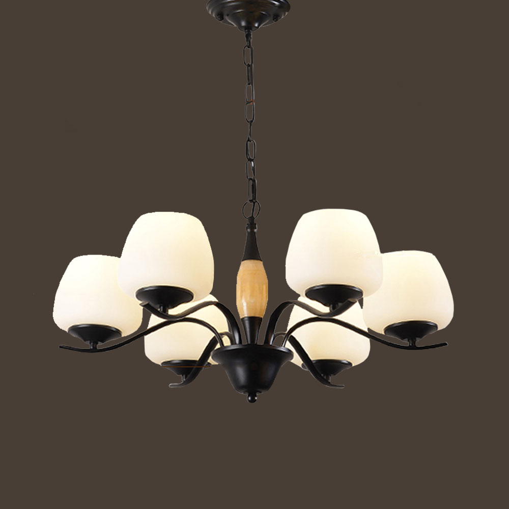 HGHomeart 110V/220V E27 Spiral Iron Classic Contemporary Chandeliers LED Living Room Chandelier Baby Suspension Lamp  LightingHGHomeart 110V/220V E27 Spiral Iron Classic Contemporary Chandeliers LED Living Room Chandelier Baby Suspension Lamp  Lighting