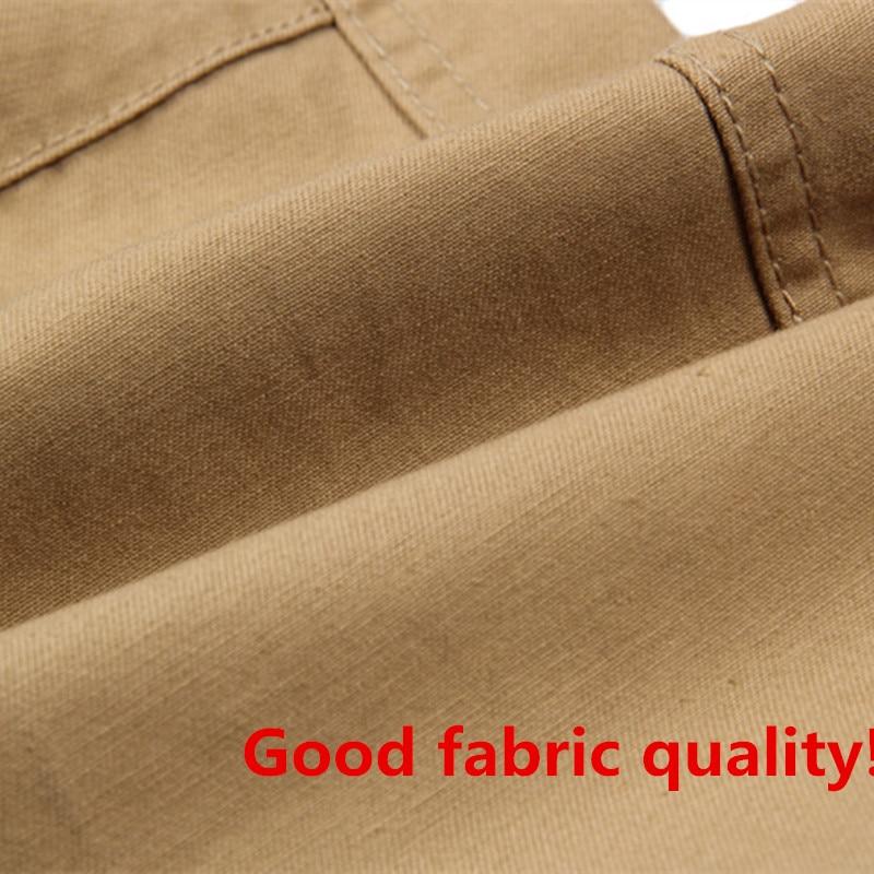 30-44 Plus größe Hohe Qualität Männer Cargo Pants Lässige Herren - Herrenbekleidung - Foto 5