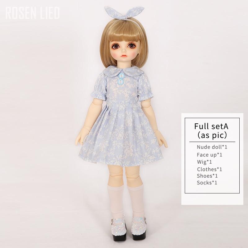 Rosenlied RL odmor Miu bjd sd lutka 1/4 tijela model dječaci ili - Lutke i pribor - Foto 5