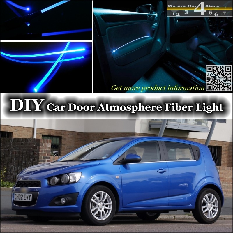 For Chevrolet Aveo Sonic Interior Ambient Light Tuning Atmosphere