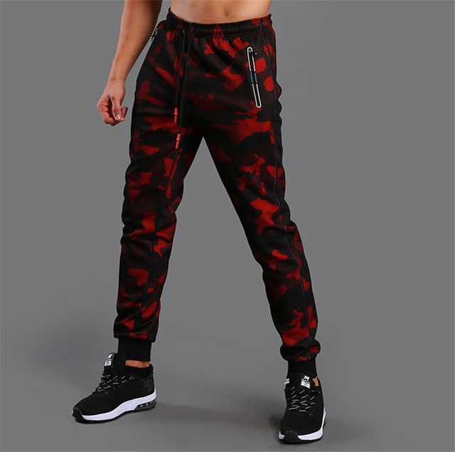 Camouflage Gyms Pants for Men  2