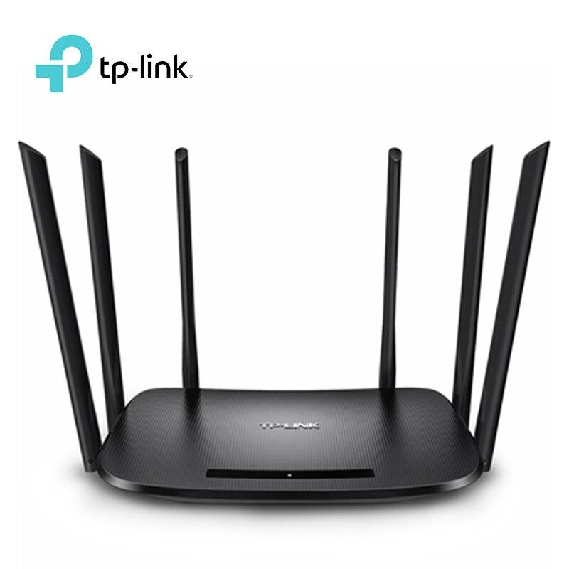 Sans fil Wifi Routeur Tp-link WDR7400 Wi-Fi Répéteur 6 Antenne 2.4 ghz & 5 ghz 80ac 2033 Mbps Répéteur archer C7 Soho Routeur