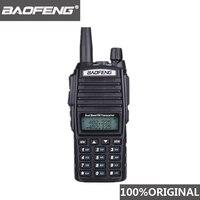 מכשיר הקשר 100% Baofeng UV82 מכשיר הקשר Dual Band Ham Radio אינטרקום UV82 שני הדרך רדיו VHF UHF Hf ציד Portable משדר UV 82 (1)