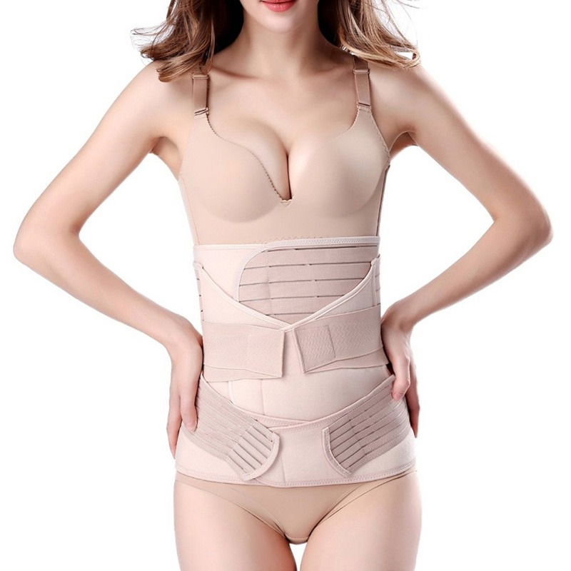 19319edf08 Miss Moly 3in1 Postpartum Slimming Belt For Post Partum Women Body Recovery  Shapewear Belly Control Bandage
