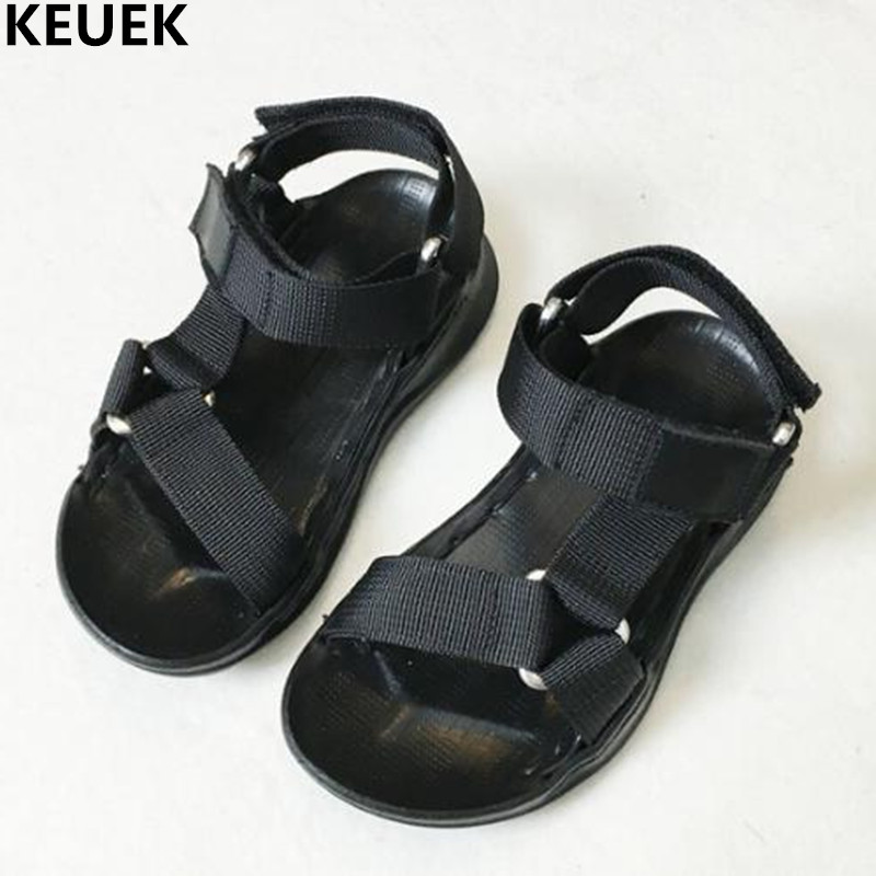 New Summer Children Shoes Kids Sandals Baby Fashion Toddler Boys Sports Sandals Girls Flat open toe Beach Shoes Student 02